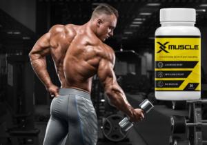 X-Muscle cápsulas, ingredientes, cómo tomarlo, como funciona, efectos secundarios