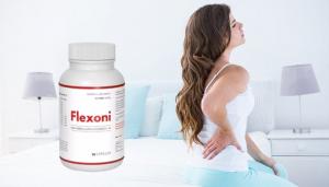 Flexoni cápsulas, ingredientes, cómo tomarlo, como funciona, efectos secundarios