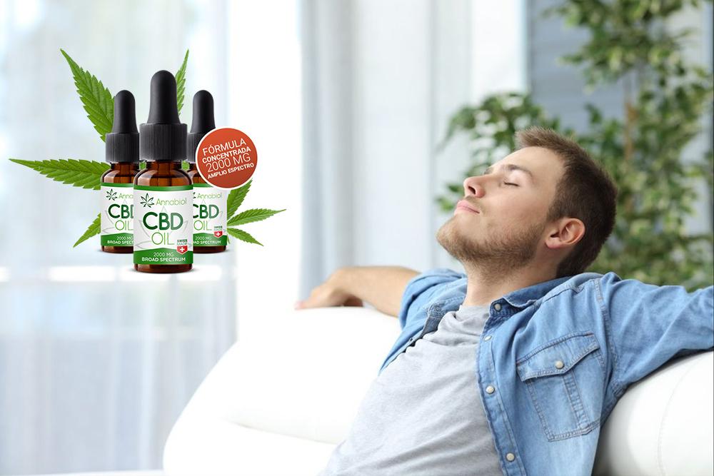 Annabiol CBD Oil gotas, ingredientes, cómo tomarlo, cómo funciona, efectos secundarios