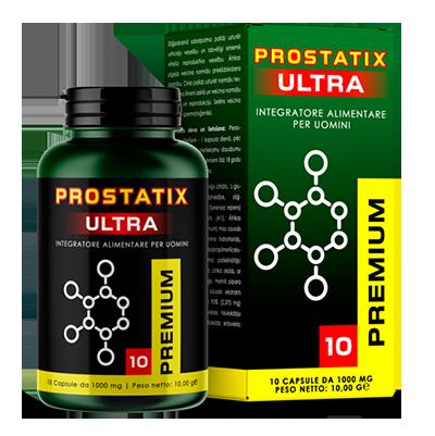 Prostatix Ultra cápsulas - opiniones, foro, precio, ingredientes, donde comprar, mercadona - España